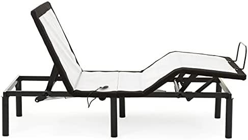 Top 10 Best twin xl adjustable bed frame with massage Reviews