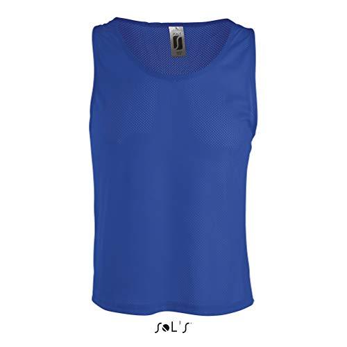 SOLS Bib Anfield, Royal Blue, XL