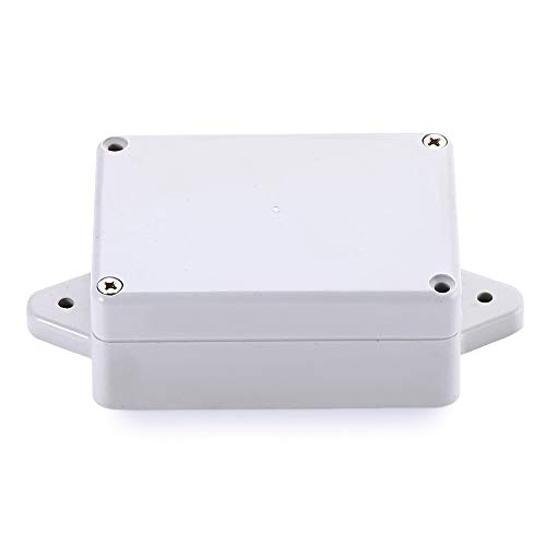 yingweifeng-01 High Precision Professional DIY High Timbre Plastic Water Resistant Certain Case Box - Gray