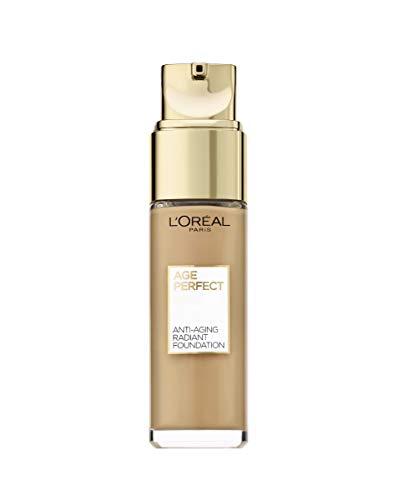 L'Oreal Paris Age Perfect Base de Maquillaje Antiedad Tono 270 Beige Amb