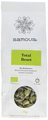 Samova Total Reset Refill, 1er Pack (1 x 75 g) - Bio