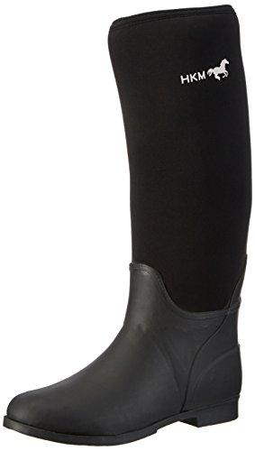 HKM Reitstiefel-5290 schwarz