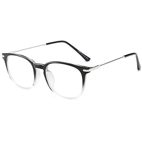 Rnow - Gafas de sol antirreflejos, antirreflectantes, antirayos, azules, lentes tintadas, lentes de ordenador, para juegos