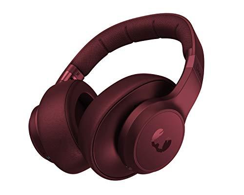 Fresh \'n Rebel Over-ear Kabellos Bluetooth Kopfhörer - Ruby Red Clam Over-Ear-Kopfhörer