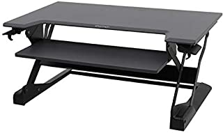 Ergotron Stand WORKFIT-T Premium Black, 33-406-085 czarny