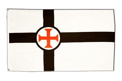 Flagge Geheimbund der Templer - 90 x 150 cm