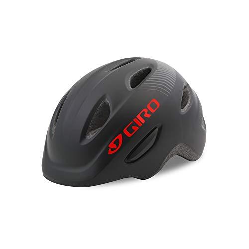 Giro Kinder Scamp Fahrradhelm , mat black , X-Small (Herstellergröße : 45-49 cm)