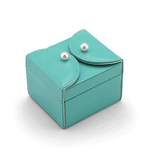 Jewelry Box 10.5 * 9 * 7.8cm Almacenamiento de Joyas...
