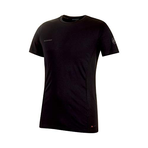 Mammut Herren T-shirt Sertig, schwarz, M
