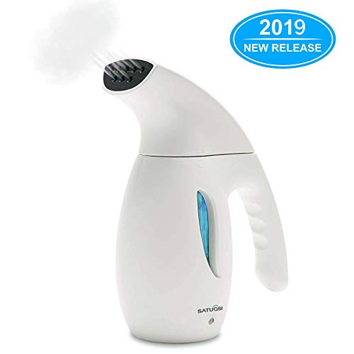 SATUOSI 180ml Portable Garment Steamer Iron Household Fabric Steamer Ironing Machine Hanging hot Machine Best Travel Shirt Handheld Clothes Clothing Steamer