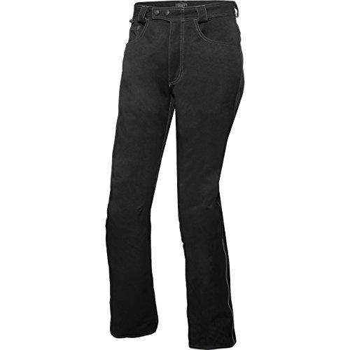 Spirit Motors Motorrad Jeans Motorradhose Motorradjeans City Textilhose 1.0 schwarz 30 (60 kurz), Herren, Chopper/Cruiser, Ganzjährig