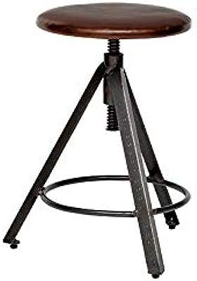 Journal standard furniture CHINON STOOL LEATHER スツール ブラウン 革 シノンスツール レザー W39×D39×H43-52cm journal standard