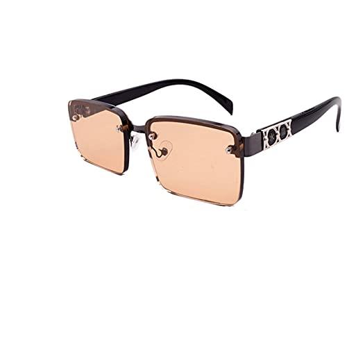 DFRFR Gafas, gafas de sol, gafas planas