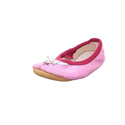 Beck Mädchen Fee Gymnastikschuhe, Pink (pink 06), 26