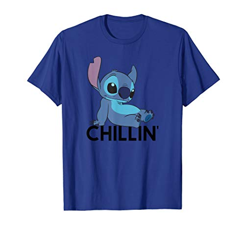 Disney Stitch Chillin T-Shirt