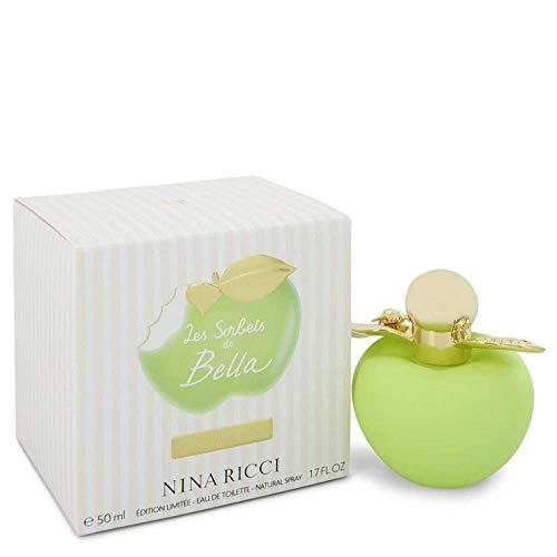 Perfume Les Belles de Nina - Les Sorbets de Bella - Nina Ricci - Eau de Toilette Nina Ricci Feminino Eau de Toilette