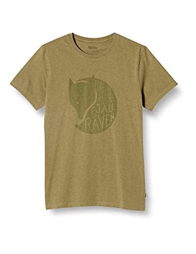FJALLRAVEN Forever Nature T-Shirt M Camiseta, Hombre, Green, L