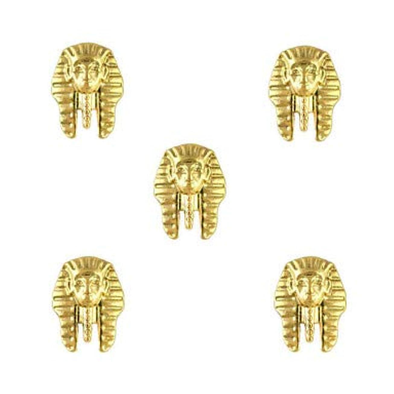 幹過敏な合計指のつま先のための金属のエジプトパターンのマニキュアの宝石類の宝石類
