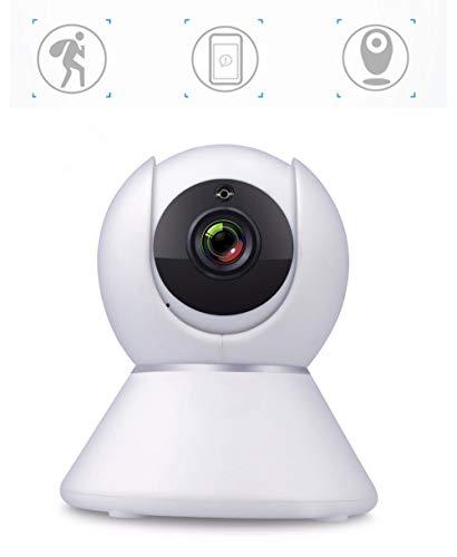 Draadloze beveiliging 1080P huisdiercamera Home Camera Tweerichtingsaudio Nachtzicht Bewegingsdetectie Buitencamera Babycamera Monitor Huisdier Binnencamera met cloudopslag camera