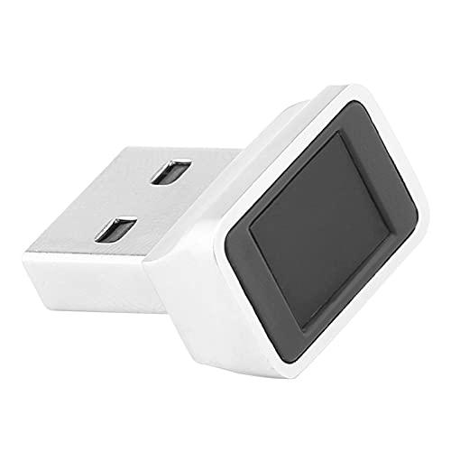 TISHITA Conexión Al Lector de Huellas Dactilares USB Portátil para El Dispositivo
