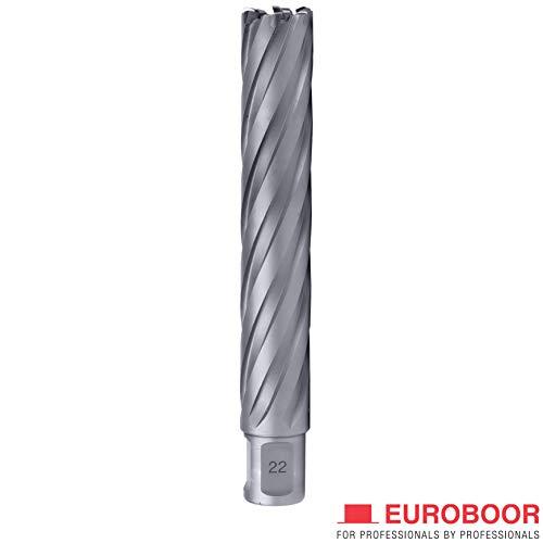 Great Deal! EUROBOOR Annular Cutter - 1-1/4 Diameter TCT/Carbide Cutter & Pin with 4 Cut Depth & W...