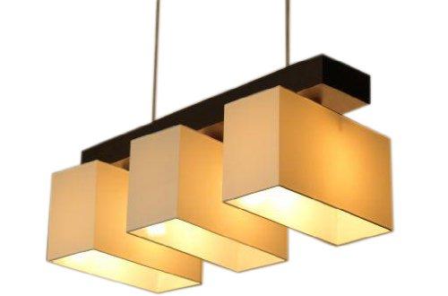 wero Design Lustre Suspension Lampe suspension de Bilbao de 010/crème