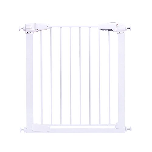 Why Should You Buy LXYFMS Child Safety Door Fence Baby Stair Guardrail Pet Dog Fence Pole Child Prot...