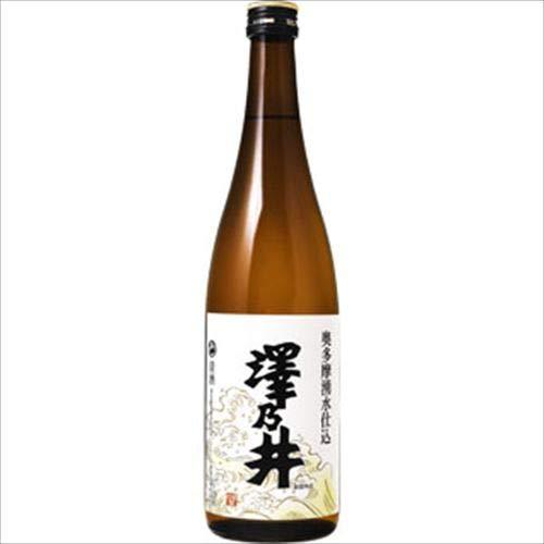 澤乃井 奥多摩湧水仕込 [ 日本酒 東京都 720ml ]