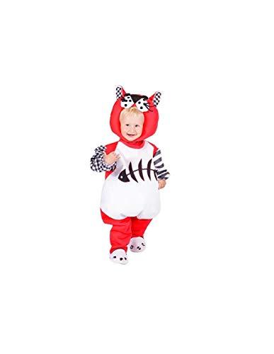 DISBACANAL Disfraz de Gatito - -, 18 Meses