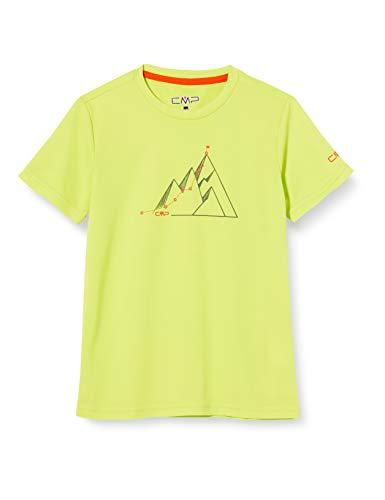 CMP Jungen T-Shirt 38T6744, Energy, 140