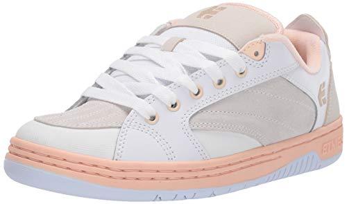 Etnies Damen Czar W's Skateboardschuhe, Weiß (175-White/Pink 175), 40 EU