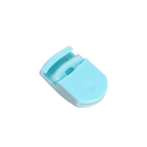 Huir Mini Recourbe-Cils en Plastique Portable Recourbe-Cils Professionnel pour Dames pour Recourber Les Cils pour Toutes Les Formes Doeil Noir