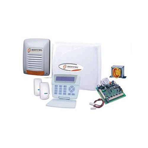 Bentel Security - Kit Kyo 8 Bentel Wire Alarm 8 Zona Antirrobo KYO8 - KITKYO8-2