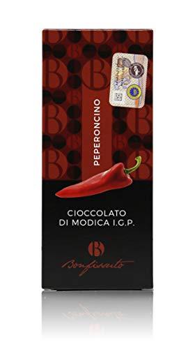 Modica IGP Chilischokolade 75 g (6 Stück)