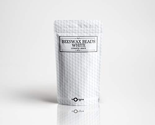 Perles Cire D'abeille Raffiné Blanc 100g