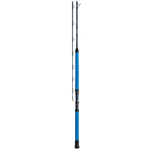 """Daiwa, Proteus WN 1 Piece Casting Rod, 7'6"""" Length, 55-100 ln Line Rate, Heavy Power, Fast Action"""