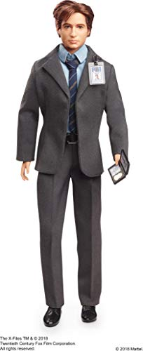 Barbie Collector, muñeco Agente Fox Mulder de Expediente X (Mattel FRN94)
