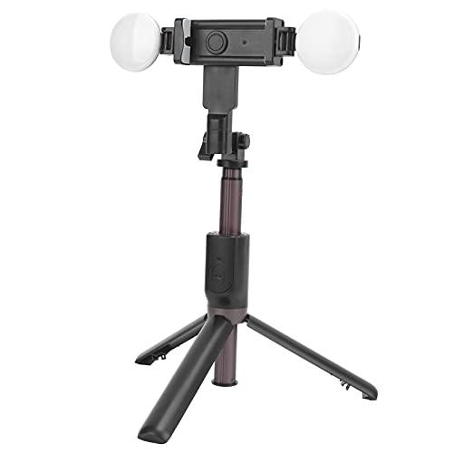 SHYEKYO Selfie Stick, Girar 360 Grados de Mano Extensible para Selfie