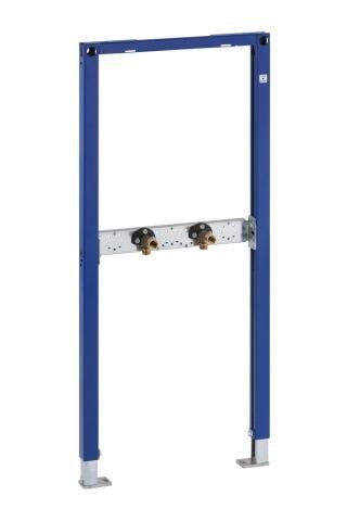 Geberit Duofix Vorwandelement für Dusche und Badewanne 112 cm AP # 111740001, Wandanker:ohne Wandanker