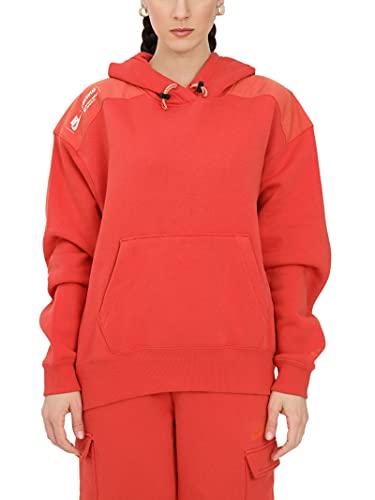 Nike Sudaderas de mujer coral DD3605 852 CORAL M