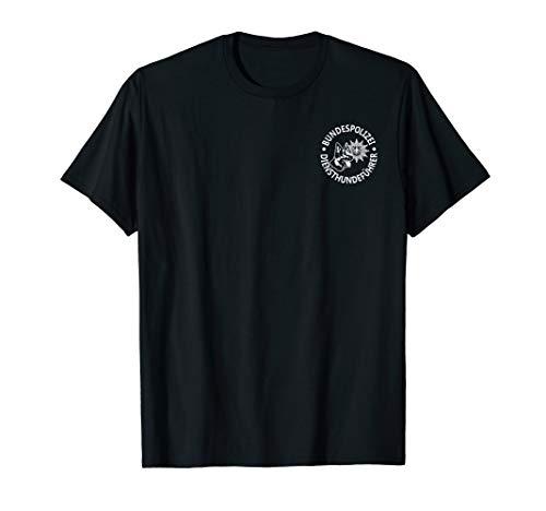 Germany K9 Police Bundespolizei T-shirt