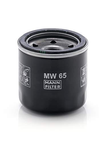 Original MANN-FILTER Ölfilter MW 65 – Für Motorräder