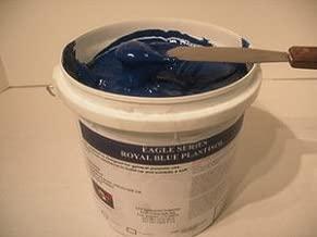 White PLASTISOL EAGLE SERIES 1 GAL $43.50