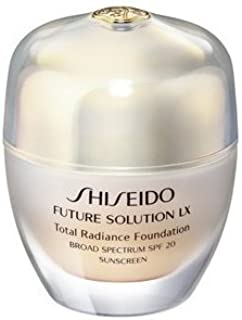 Shiseido FUTURE SOLUTION LX Total Radiance Foundation # O40 Natural Fair Ochre 30ml