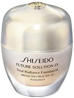 shiseido lx foundation