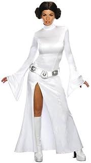 Party Discount Traje de la Mujer: la Princesa Leia - Star Wars 3 Partes