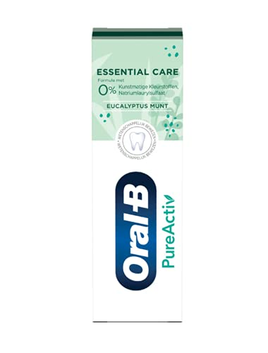 Oral B - Pure Active Essential Care - Tandpasta - 75 ml