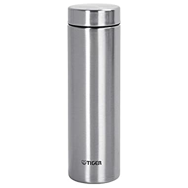 Tiger Insulated Travel Mug, 16-Ounce, Silver