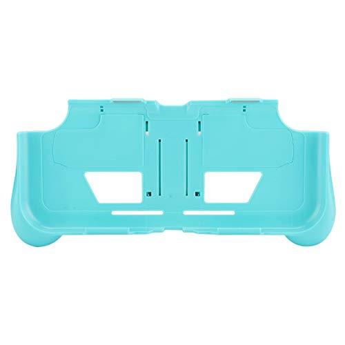 Emoshayoga Caja Protectora de la manija de la máquina de Juego Carcasa para el Interruptor(Green)