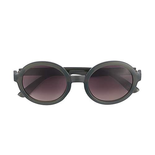 Parfois - Gafas Redondos General Sunglasses - Mujeres - Tallas Única - Verde